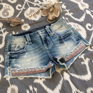 NWOT Miss Me Denim Short